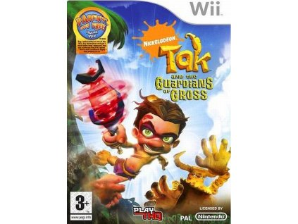 Wii Tak and the Guardians of Gross