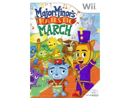 major minor s majestic march wii