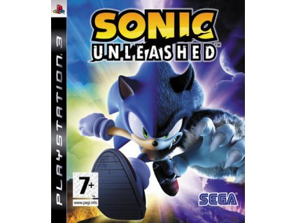 PS3 Sonic Unleashed Nové