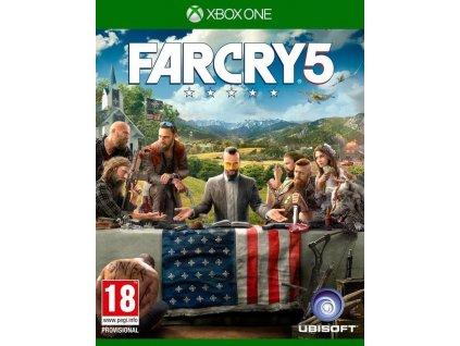 XONE Far Cry 5 CZ Nové