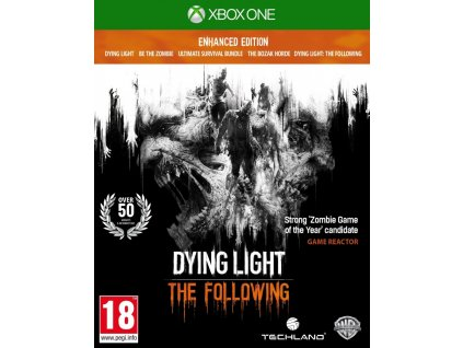 XONE Dying Light The Following Enhanced Edition