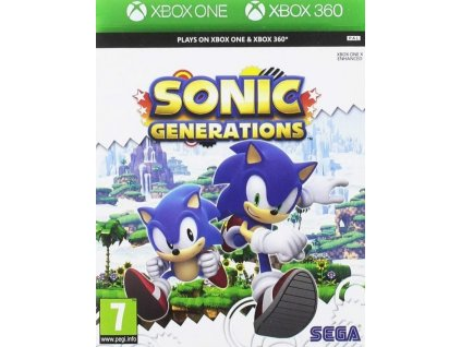 XONE/X360 Sonic Generations