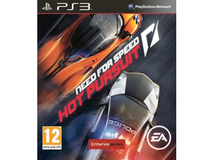 PS3 Need For Speed Hot Pursuit