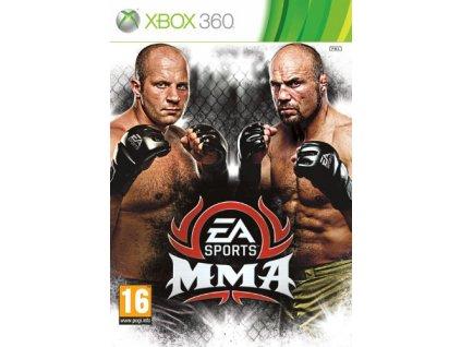 X360 EA Sports MMA