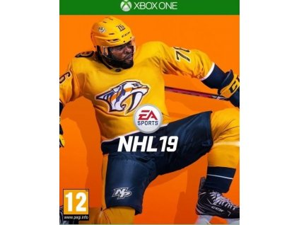 XONE NHL 19 CZ Nové