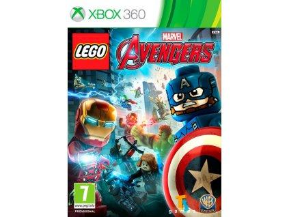 X360 Lego Marvel Avengers Nové