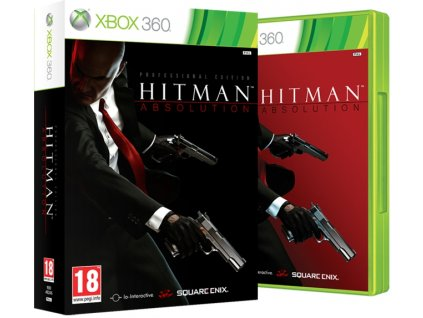 X360 Hitman Absolution Professional Edition