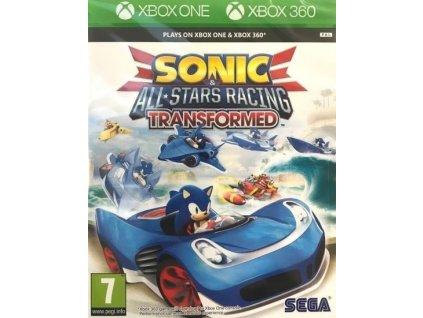 XONE/X360 Sonic All-Star Racing Transformed