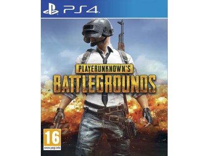 PS4 PlayerUnknowns Battlegrounds Nové