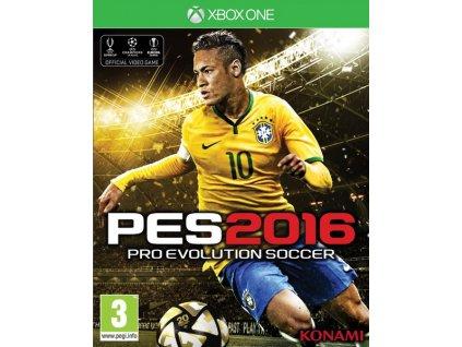 XONE Pro Evolution Soccer 2016 Nové