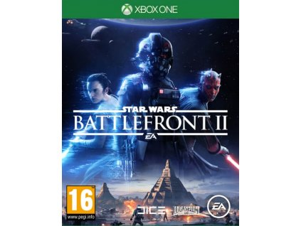 XONE Star Wars Battlefront 2 Nové
