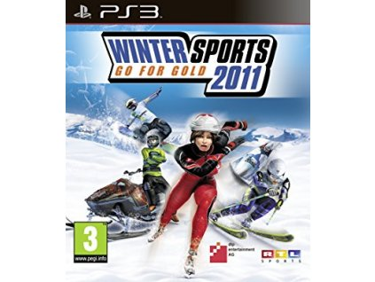 PS3 Winter Sports 2011 Go For Gold