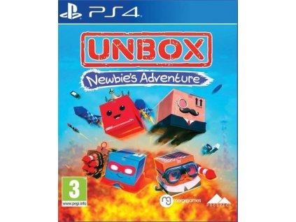 PS4 Unbox Newbies Adventure