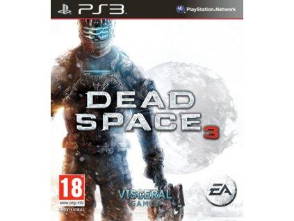 PS3 Dead Space 3 Nové