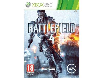 X360 Battlefield 4 CZ