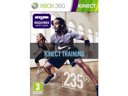 X360 Fitness Nike Kinect Training