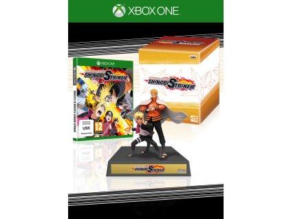 XONE Naruto to Boruto Shinobi Striker Collectors Edition