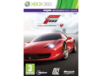 X360 Forza Motorsport 4 CZ