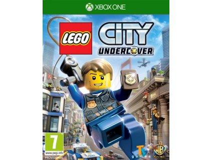 XONE LEGO City Undercover Nové