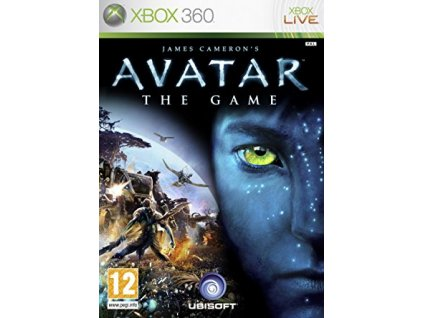 X360 James Camerons Avatar The Game