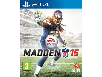 PS4 Madden NFL 15 Nové