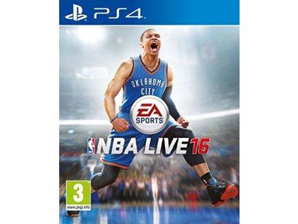 PS4 NBA Live 16 Nové