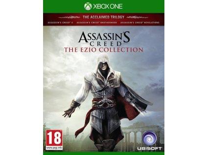 XONE Assassins Creed The Ezio Collection