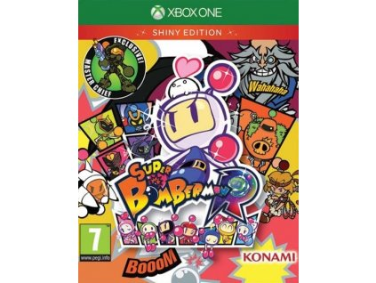 XONE Super Bomberman R Shiny Edition
