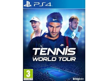 PS4 Tennis World Tour N