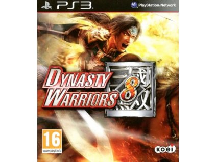 PS3 Dynasty Warriors 8