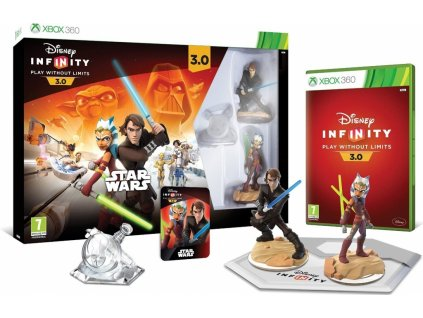 X360 Disney Infinity 3.0 Star Wars Starter Pack