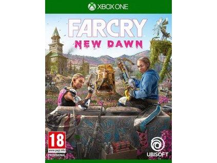 XONE Far Cry New Dawn