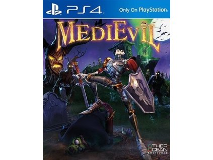 PS4 MediEvil
