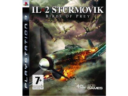 PS3 IL-2 Sturmovik Birds of Prey