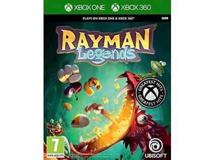rayman legends x360 xone