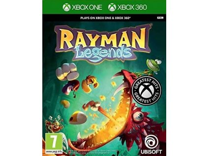 XONE/X360 Rayman Legends