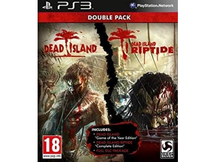 PS3 Dead Island Double Pack
