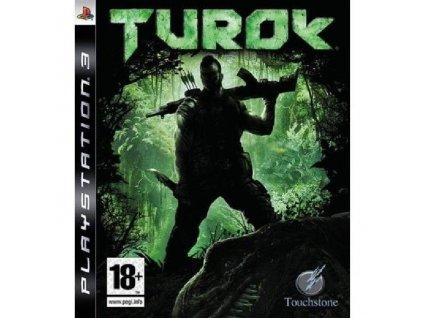 turok ps3 jeu console ps3