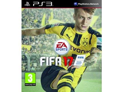 PS3 FIFA 17 Nové