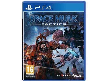 PS4 Space Hulk Tactics CZ