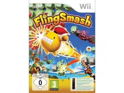 Wii Flingsmash Nové