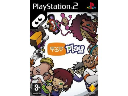 PS2 EyeToy Play