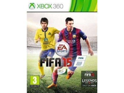 X360 FIFA 15 CZ