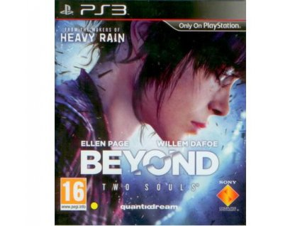 beyond two souls cz ps3