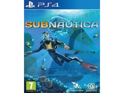 PS4 Subnautica CZ