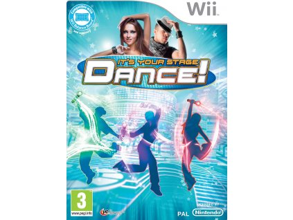 Wii Dance Its Your Stage