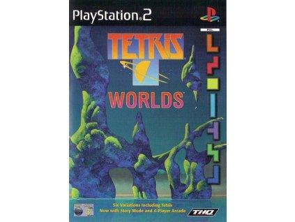 PS2 Tetris Worlds