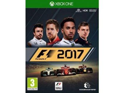 XONE F1 2017 Nové