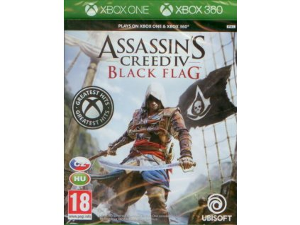 XONE/X360 Assassins Creed 4 Black Flag CZ