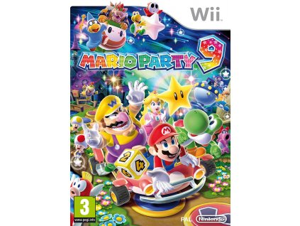 Wii Mario Party 9